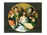 Christ Crowned with Thorns, 1510 Art Print