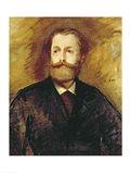 Portrait of Antonin Proust Art Print
