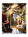 The Annunciation II Art Print