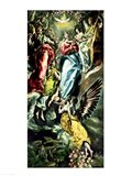 The Immaculate Conception Art Print
