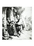 The Ratcatcher, 1632 Art Print