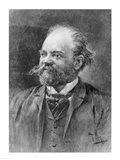 Anton Dvorak, 1894 Art Print