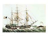 American Whaler Art Print