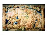 The Triumph of the Eucharist Art Print