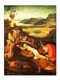 St. Jerome Praying Art Print