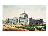 Grand United States Centennial Exhibition, Fairmount Park, Philadelphia, 1876 Art Print
