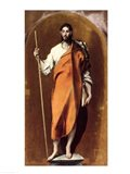 St.James the Greater Art Print