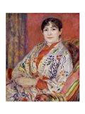 Madame Heriot, 1882 Art Print