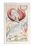 Songs of Innocence; Infant Joy, 1789 Art Print
