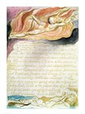 The Marriage of Heaven and Hell; As a new heaven is begun, c.1790 Art Print