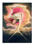God Creating the Universe Art Print