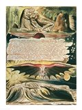 Jerusalem The Emanation of the Giant Albion: And One stood forth Art Print