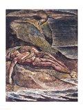 Milton a Poem: Albion on the rock, 1804 Art Print