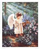 An Angels's Blessing Art Print