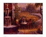 Cool Tuscan Breeze Art Print