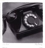 Dial Phone Art Print
