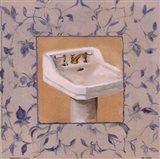 Capital decor - Provincial Sink I Art Print