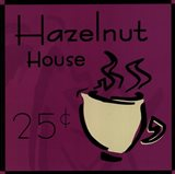 Hazelnut House Art Print
