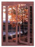 Autumn Threshold Art Print