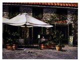 Ristorante II Pozzo Art Print
