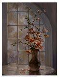 Magnolia Arch II Art Print