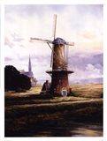Francis Mastrangelo - Breeze Over Zeeland Art Print