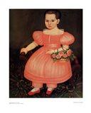 Eliza Pixley Lacey Art Print