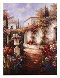 Le Jardin De Printemps II Art Print
