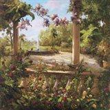 Juliet's Garden II Art Print