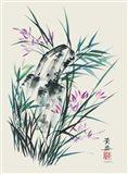 Wild Orchids ll Art Print