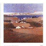 Le Paille Doree Art Print