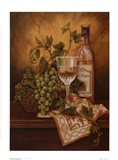 Vin De France II Art Print