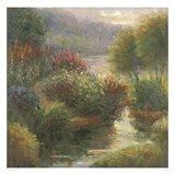 Ann Marie's Garden Art Print