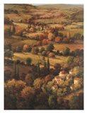 Mediterranean Countryside Art Print