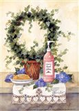 Rose Hand Lotion Art Print