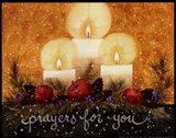 Prayers for You Art Print
