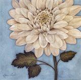 Endure In Blue Art Print