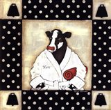 Her Milk Bath Art Print