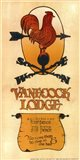 Vanecock Lodge Art Print