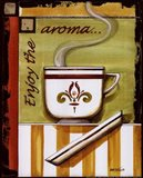 Enjoy the Aroma Art Print