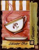 Savor the Flavor Art Print