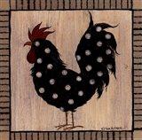 Chicken Pox II Art Print