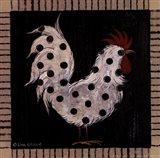 Chicken Pox III Art Print