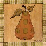 Funky Fruit III Art Print