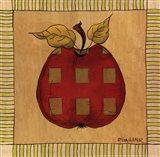 Funky Fruit IV Art Print