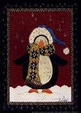 Arctic Dude Art Print