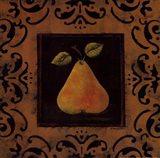 Antique Pear Art Print