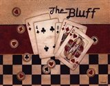 The Bluff Art Print