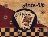 Ante Up Art Print