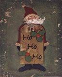 Ho, Ho, Ho Art Print